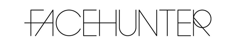 FaceHunter header